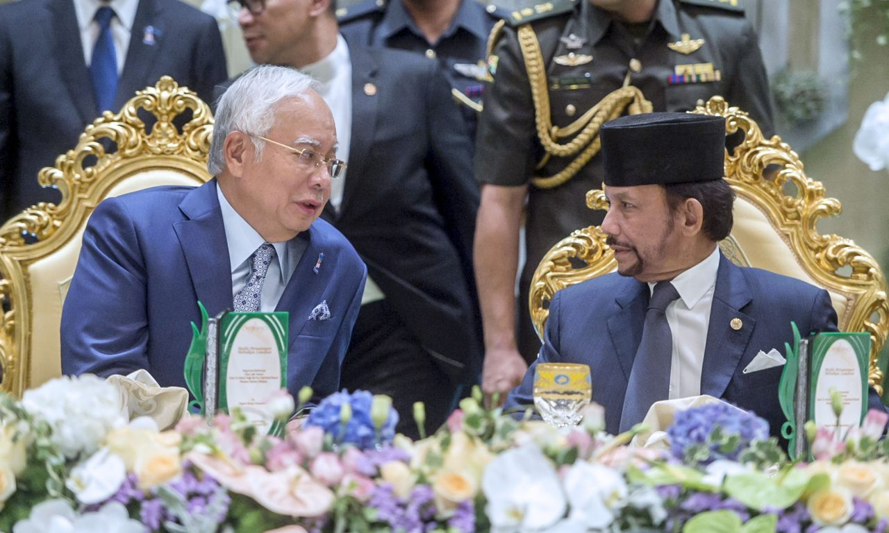 Brunei, Malaysia ink agreement to jointly develop four oil
