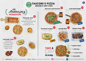 Tasconi's Pizza