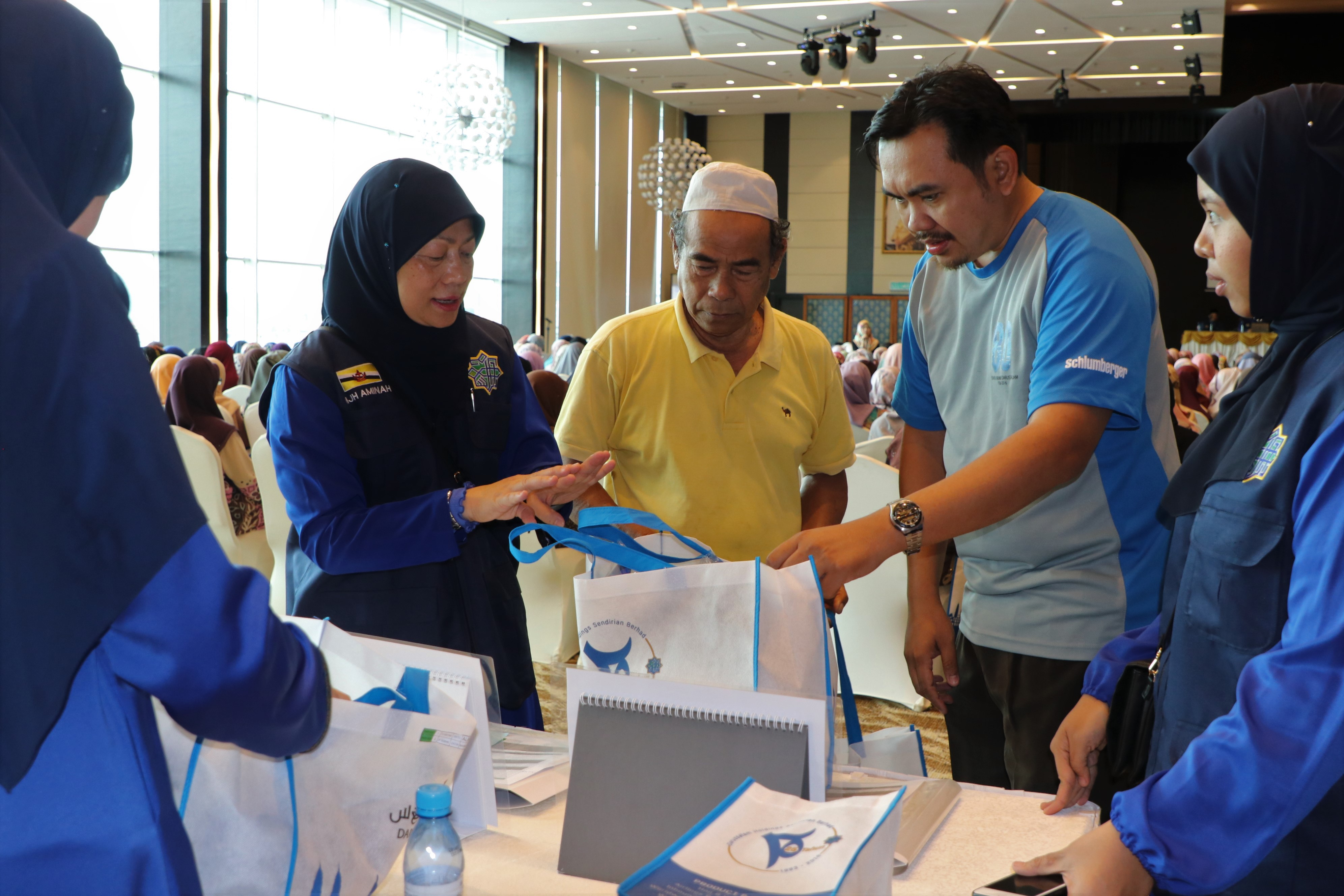 Darussalam Holdings prioritises safety, comfort of Haj pilgrims with