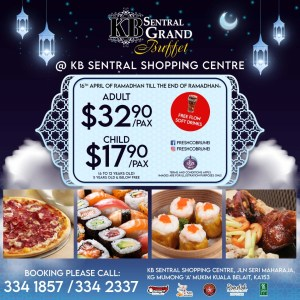 KB Sentral Grand Buffet